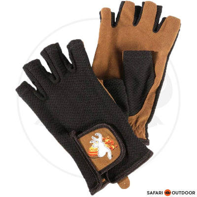 BROWNING GLOVE MITTEN CLAY MESH BACK