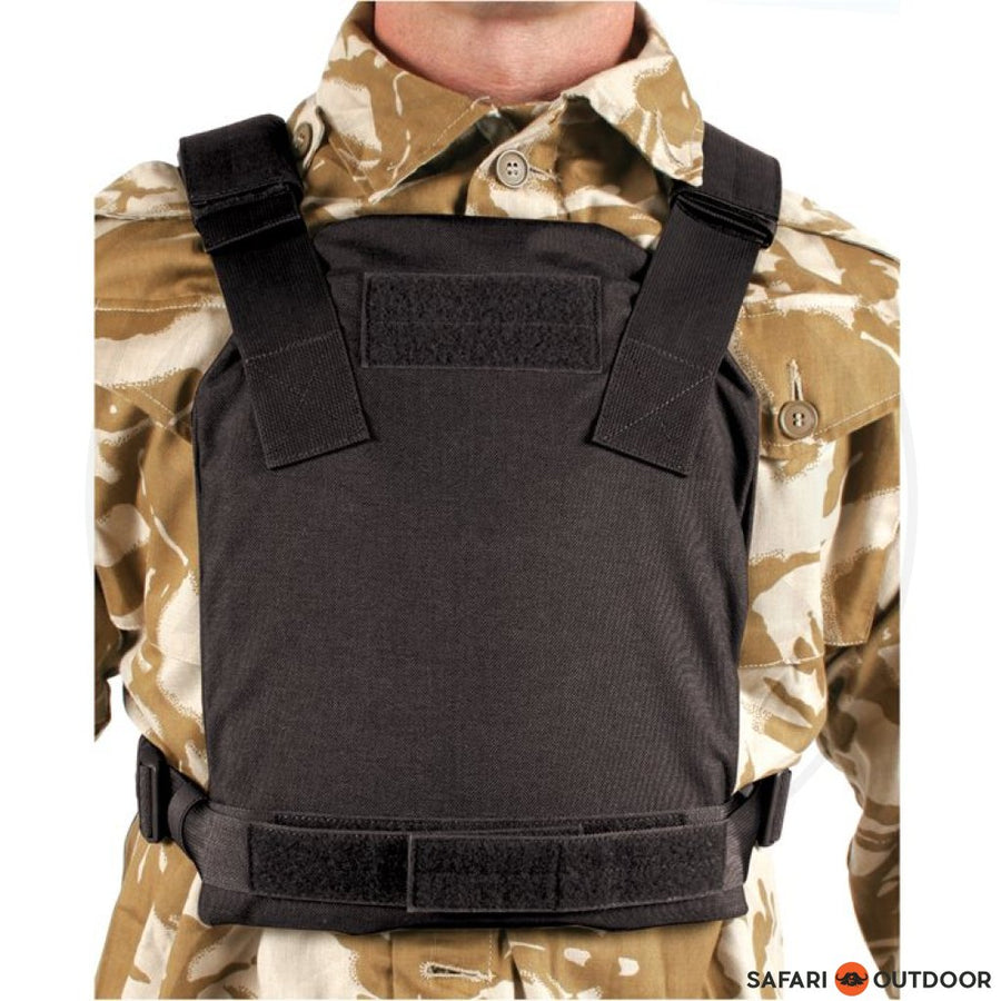 BLACKHAWK BLACK LOW VISIBILITY PLATE CARRIER
