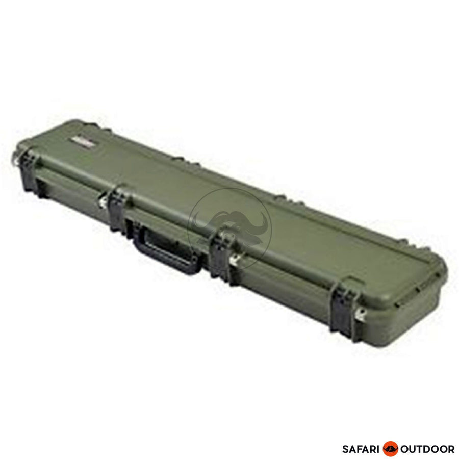 RIFLE CASE SKB I-SERIES OLIVE W/FOAM - SAFARI OUTDOOR