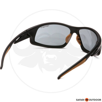 GLASSES CARHARTT IRONSIDE BLACK FRAME/GREY ANTI-FOG - SAFARI OUTDOOR