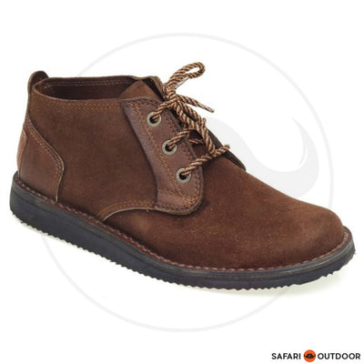 COURTENEY SHOE MEN  BOVINE   BOOT VELLIE -BROWN