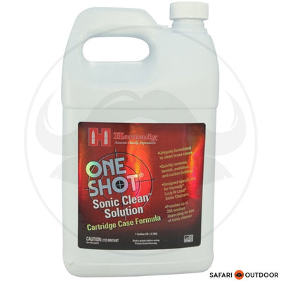 HORNADY ONE SHOT SONIC CLEAN SOLUTION 32 OZ