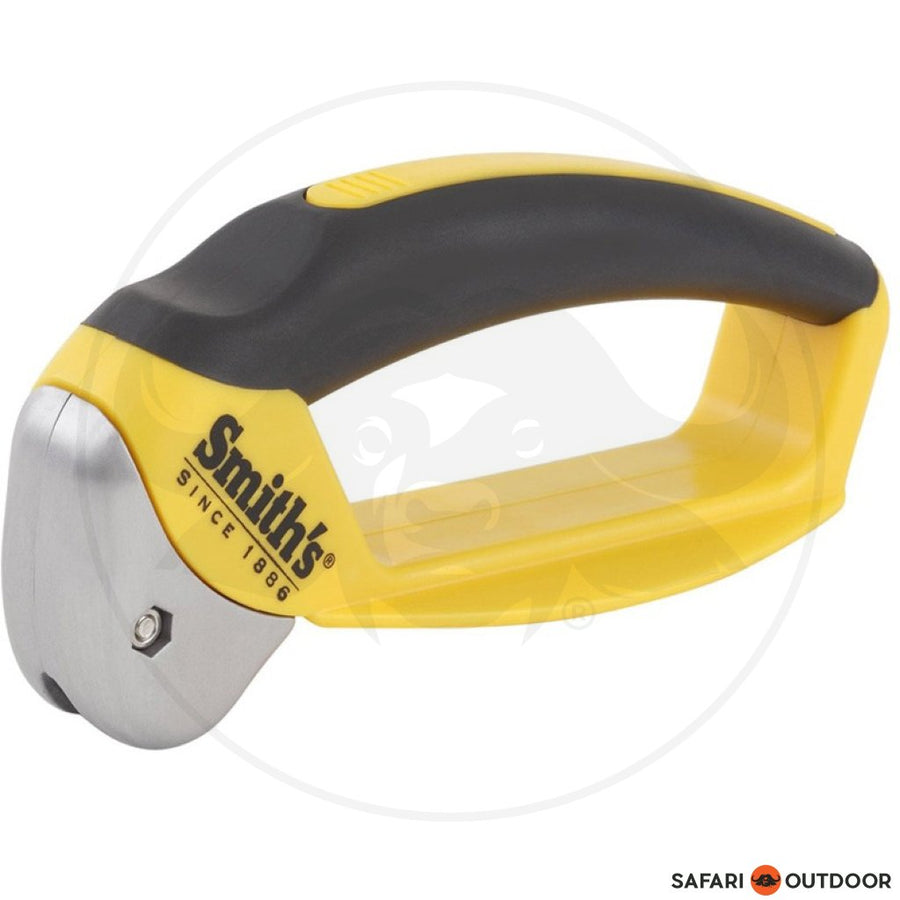 SMITHS AXE/MACHETTE SHARPENER INCL. CLEANING BRUSH