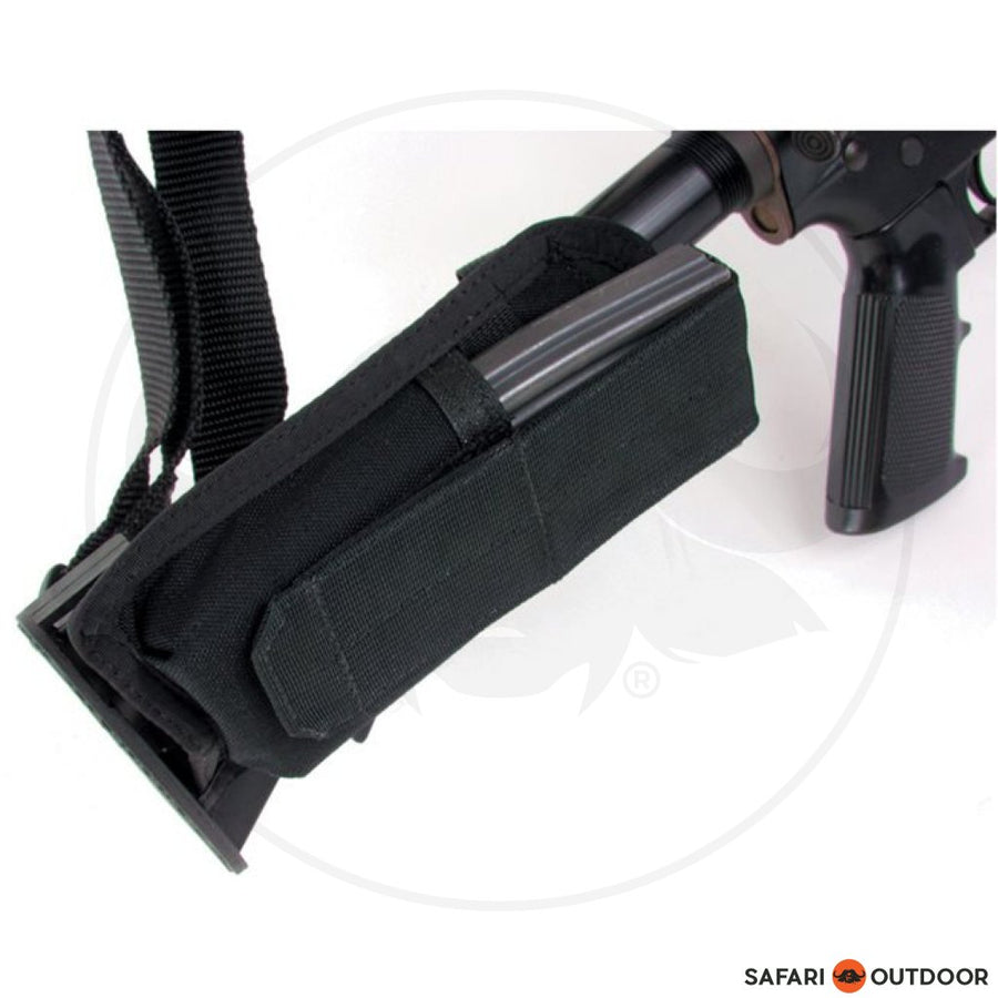 BLACKHAWK M4 COLLAPSIBLE STOCK MAG POUCH HOLSTER