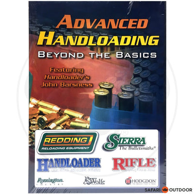 REDDING ADVANCED RELOADING (DVD)