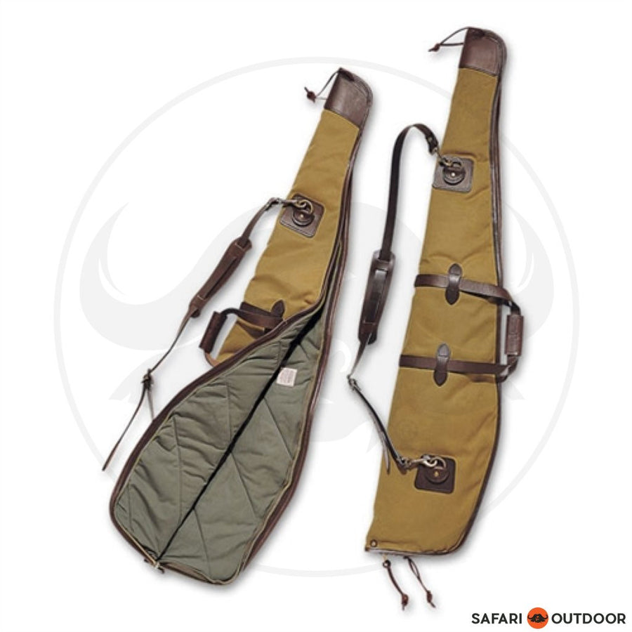 FILSON RIFLE CASE SCOPED TAN 48'' - SAFARI OUTDOOR