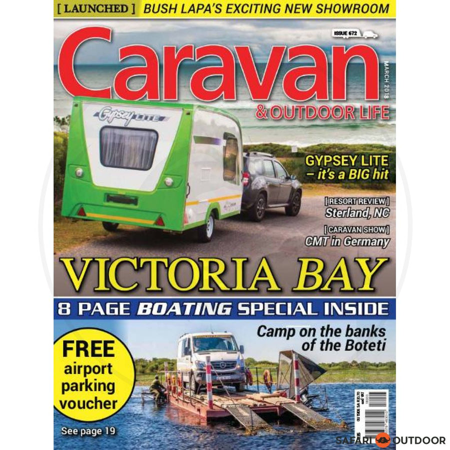 CARAVAN & OUTDOOR (MAGAZINE)