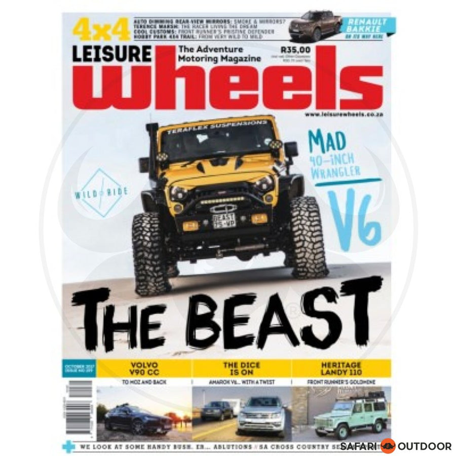 LEISURE WHEELS (MAGAZINES)