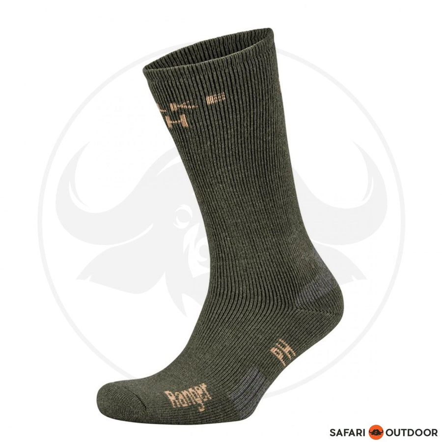 SOCKS FALKE MENS PH RANGER OLIVE