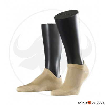 SOCKS FALKE HIDDEN COOL KHAKI