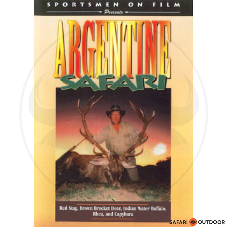 ARGENTINE SAFARI (DVD)