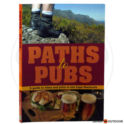 PATHS TO PUBS - TONY BURTON (BOOK)