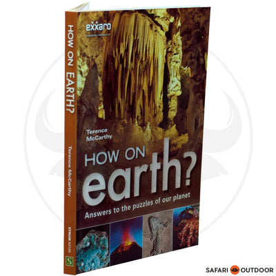 HOW ON EARTH?- TERENCE MCCARTHY (BOOK)