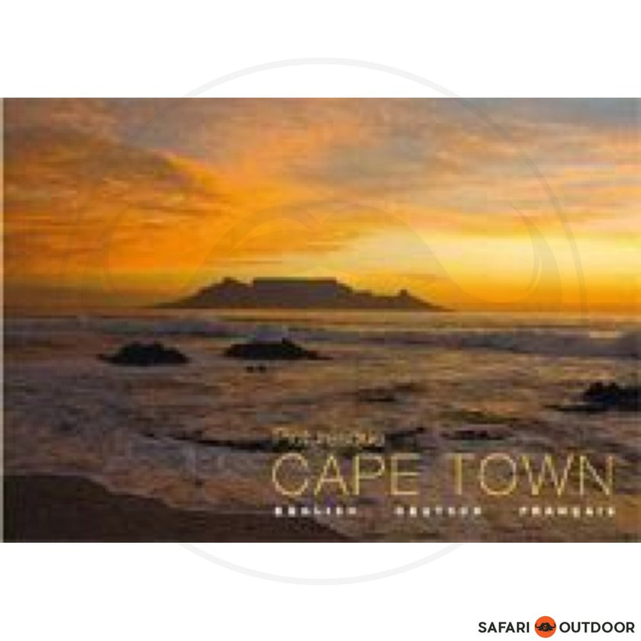 PICTURESQUE CAPE TOWN - JANE GOODFELLOW (BOOK)
