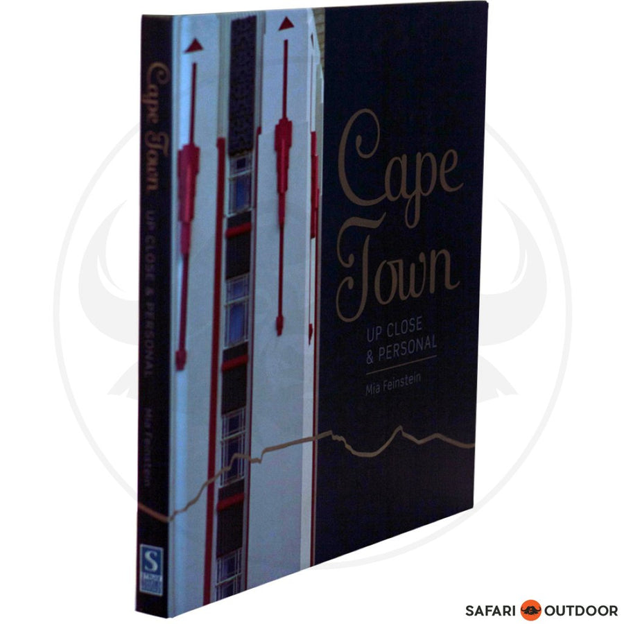 CAPE TOWN UP CLOSE AND PERSONAL FEINSTEIN (BOOK)