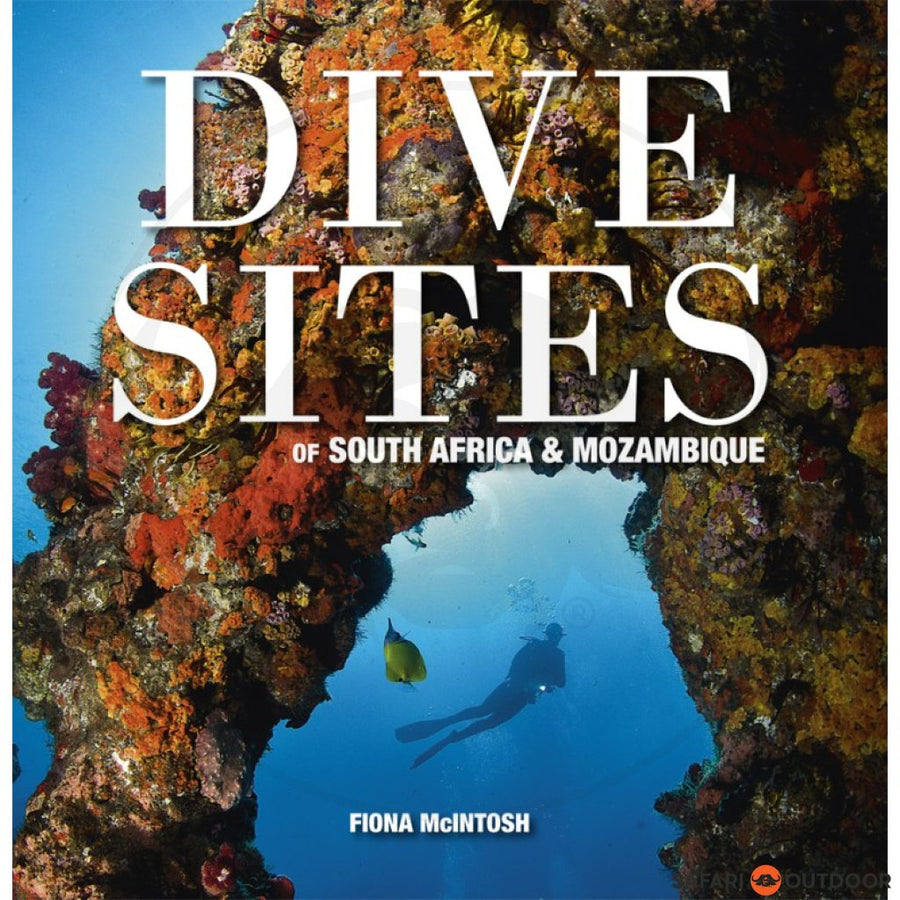 DIVE SITES OF SA & MOZAMBIQUE (BOOK)