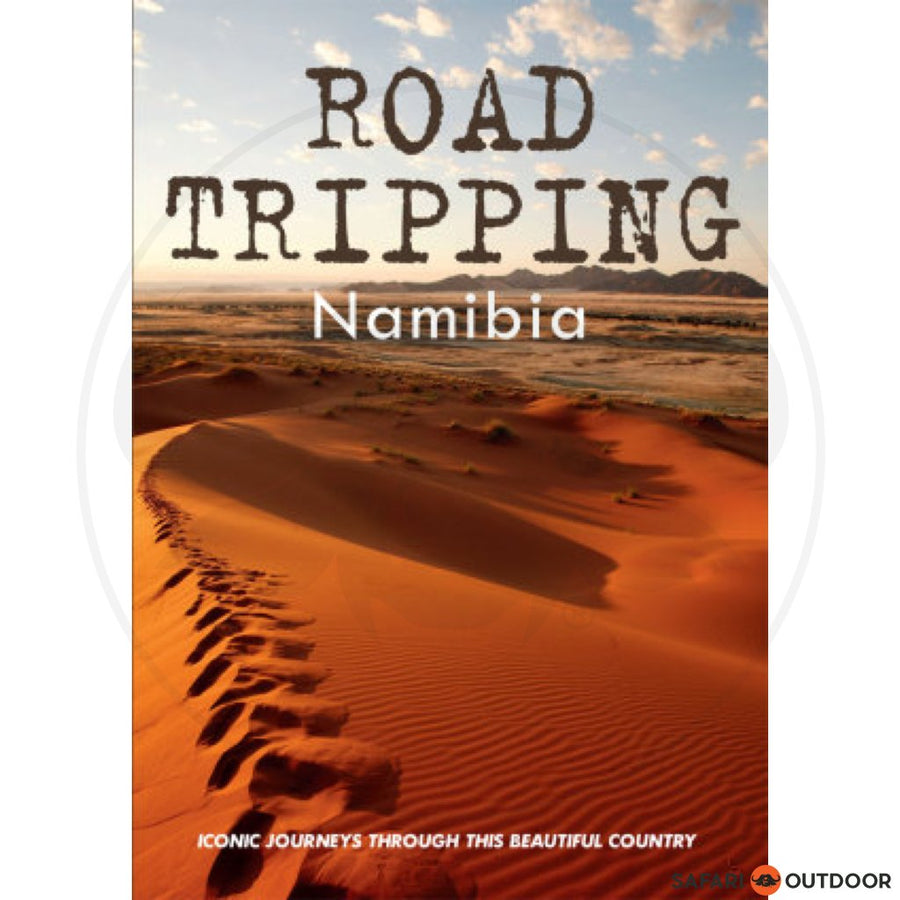 ROAD TRIPPING NAMIBIA (BOOK)