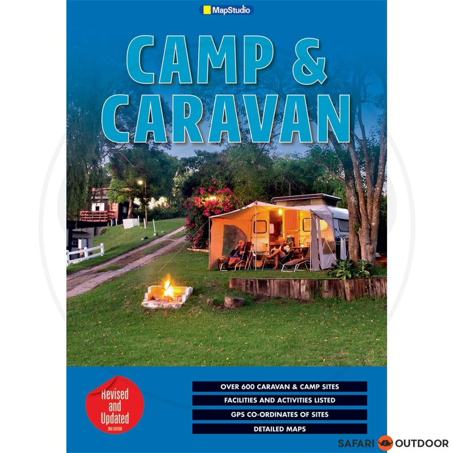 CAMP AND CARAVAN (BOOK)