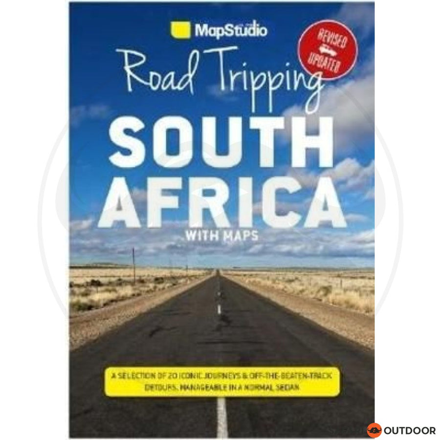 ROAD TRIPPING SOUTH AFRICA - 2nd ED (BOOK)