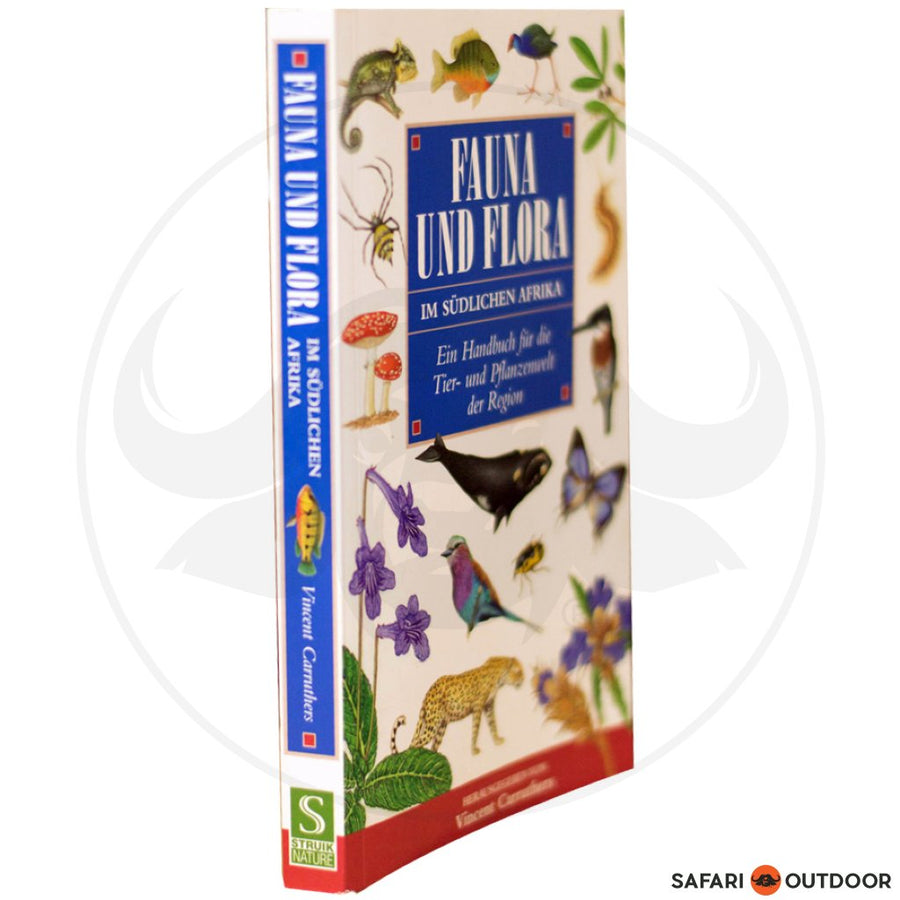 FAUNA UND FLORA OF SA (GER) - CARRUTHERS, V (BOOK)