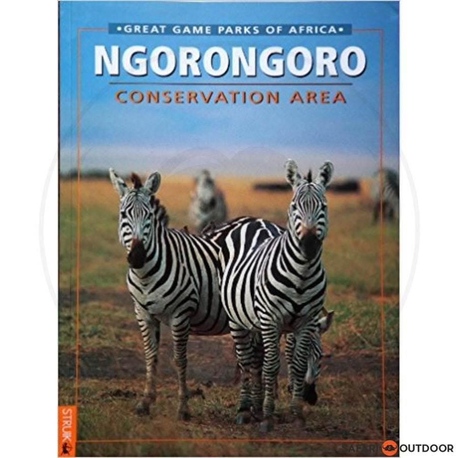 GREAT GAME PARKS OF AFRICA NGORONGORO (BOOK)