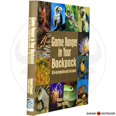 GAME RANGER IN YOUR BACKPACK (BOOK)