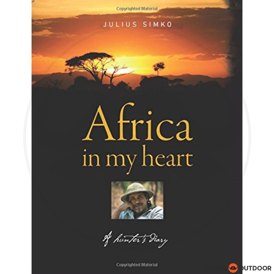 AFRICA IN MY HEART - JULIUS SIMKO (BOOK)