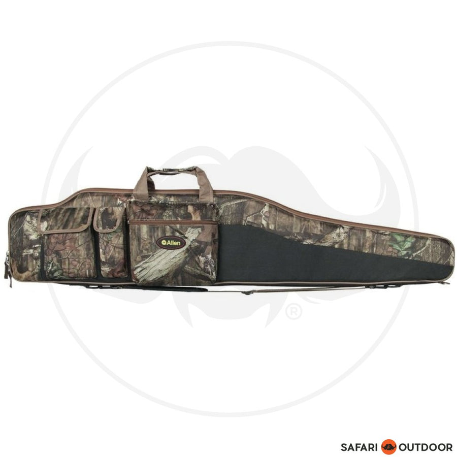 ALLEN 50IN TEJON W/POCKETS SCOPED CAMO BAG RIFLE