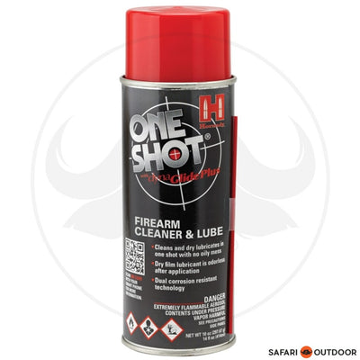 HORNADY ONE SHOT GUN CLEANER AND DRY LUBE