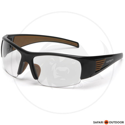 GLASSES CARHARTT THUNDER BAY BLACK CLEAR ANTI-FOG - SAFARI OUTDOOR