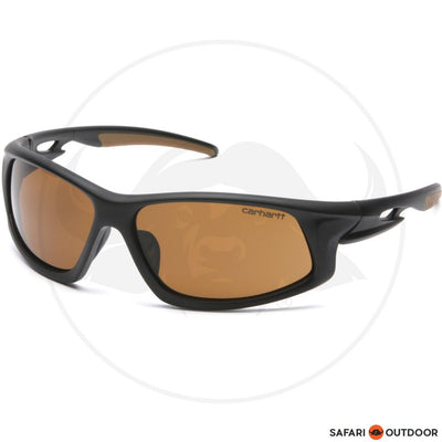 GLASSES CARHARTT IRONSIDE BLACK FRAME/ BRONZE ANTI-FOG - SAFARI OUTDOOR