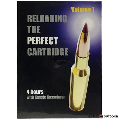 DVD RELOADING THE PERFECT CARTRIDGE VOL 1 - KASSIE - SAFARI OUTDOOR