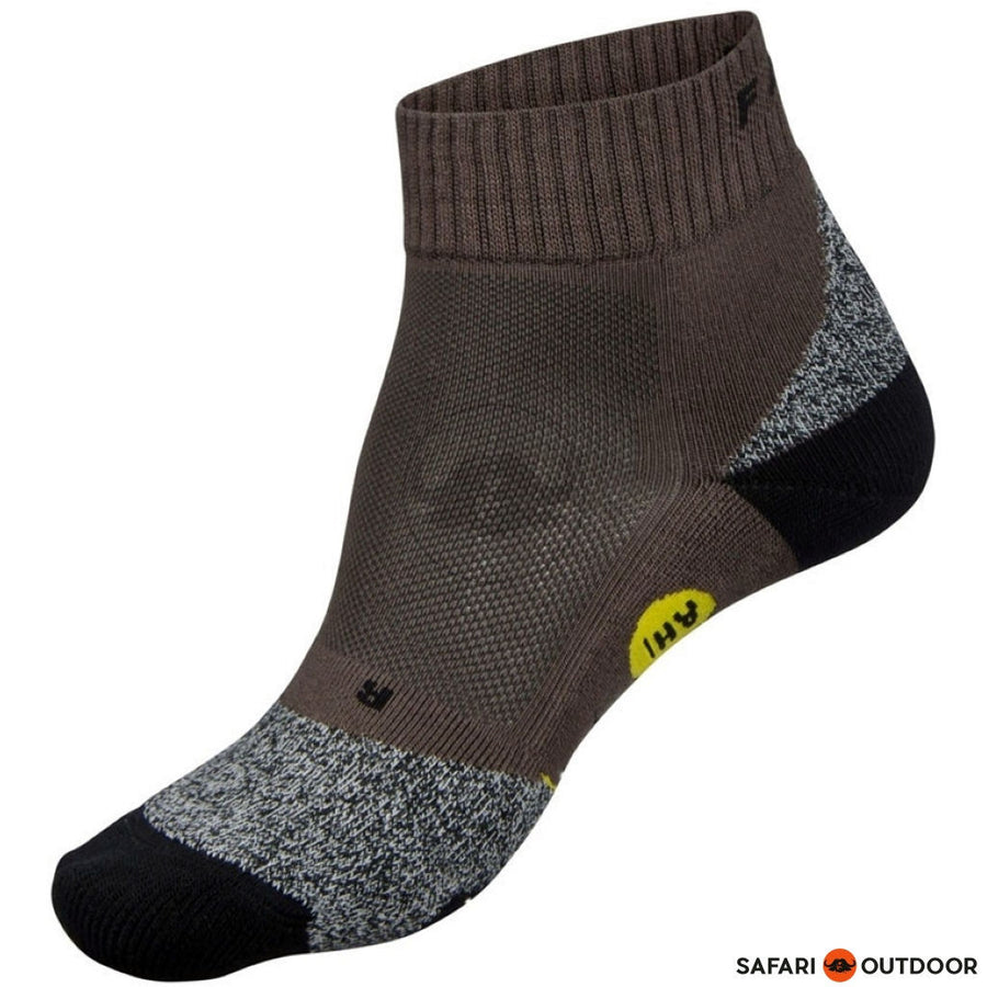 SOCKS FALKE AH1 QUARTER WALNUT - SAFARI OUTDOOR