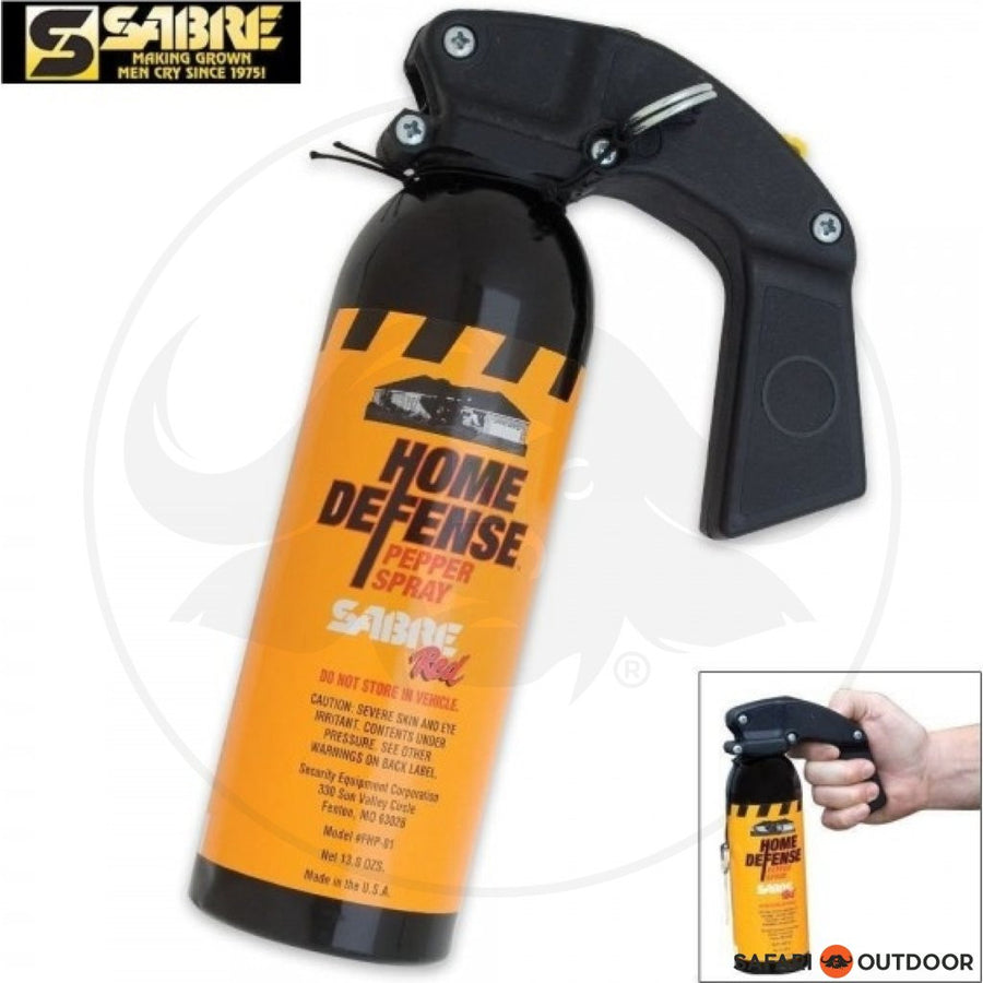 SABRE HOME PROTECTION DEFENDER 13 OZ