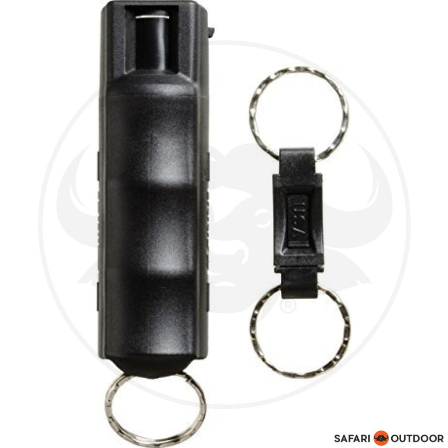 SABRE PEPPER SPRAY KEYRING .54 OZ BLACK