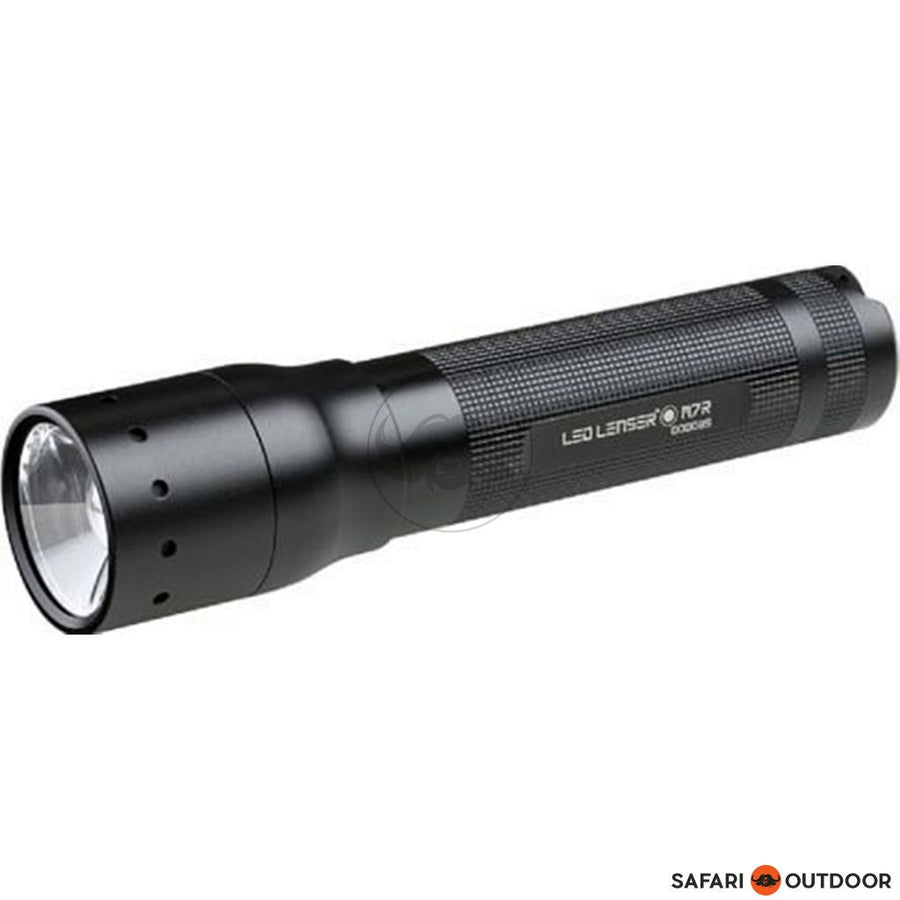 LED LENSER M7R TORCH, CHARGER AND CASE