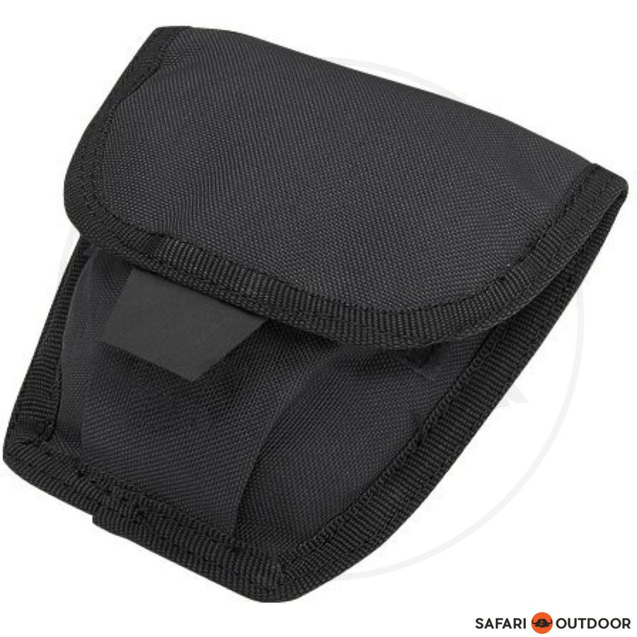 CONDOR BLACK HANDCUFF POUCH - SAFARI OUTDOOR