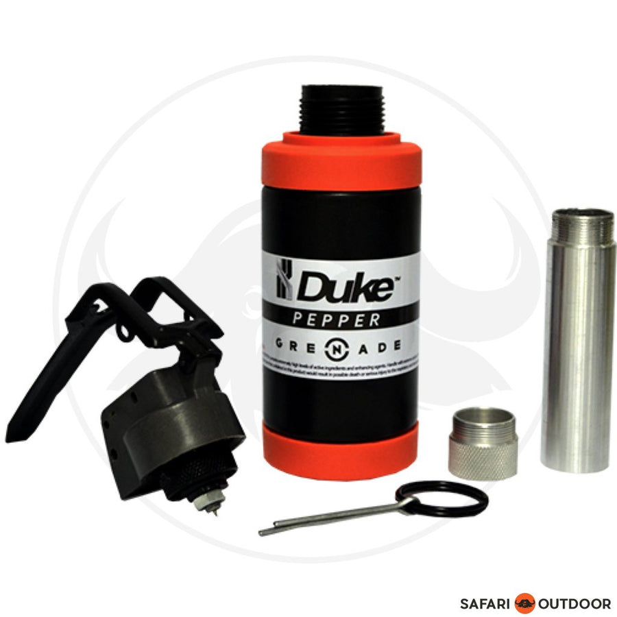DUKE DEFENCE PEPPER GRENADE KIT