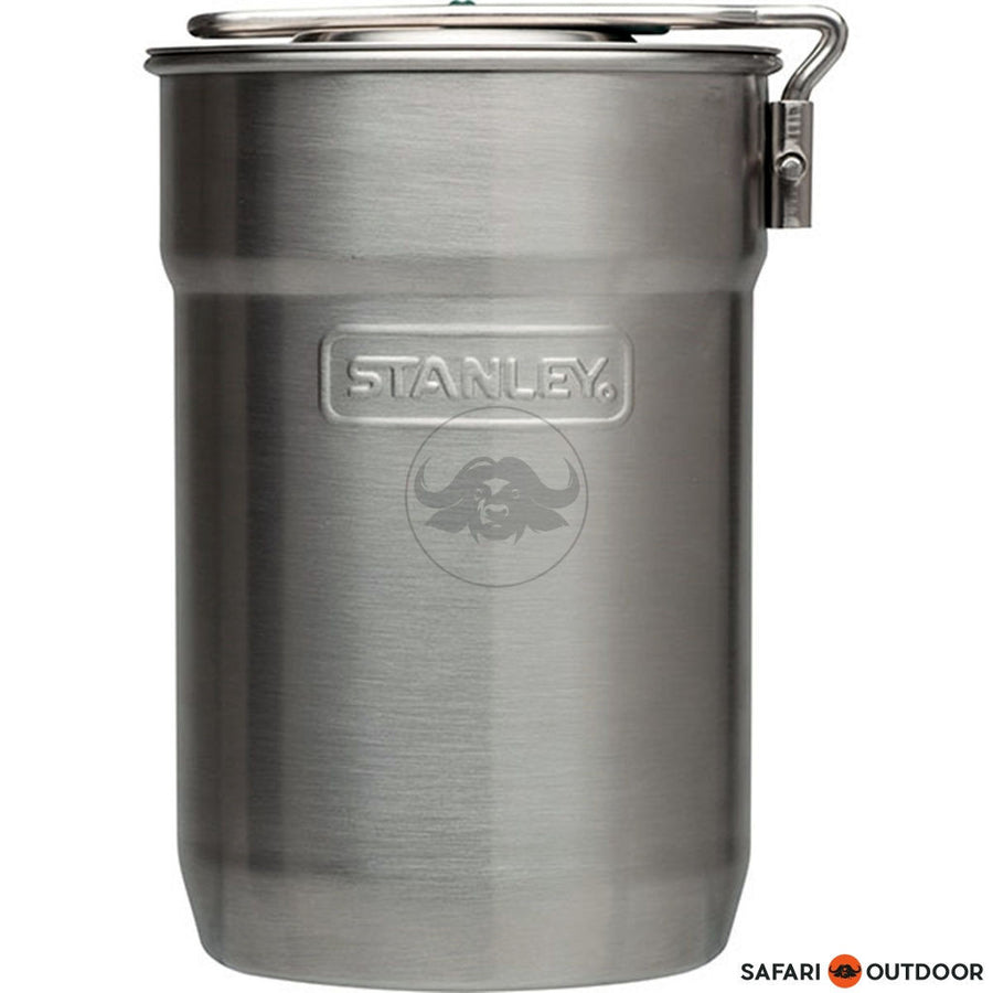 STANLEY ADVENTURE COOKSET 0,71L STAINLESS STEEL - SAFARI OUTDOOR