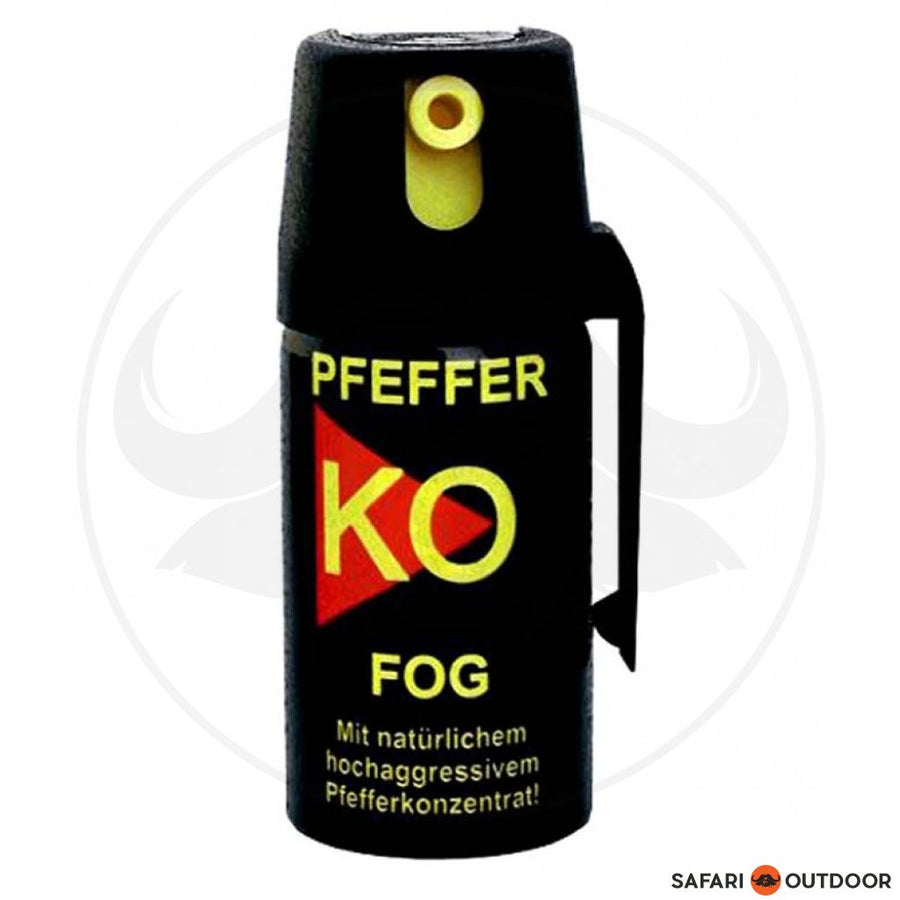 PEPPER SPRAY KO FOG BALLISTOL 40ML