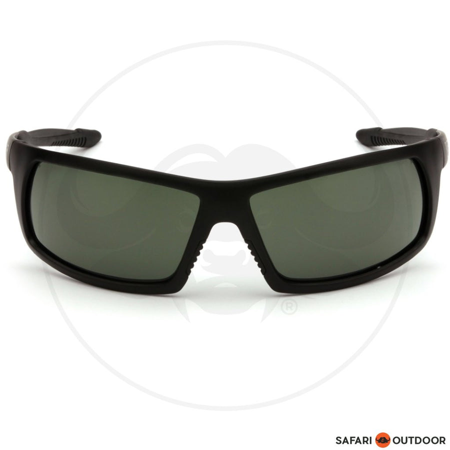 Glasses Ventgear Tact Stonewall Black Frame/green An - SAFARI OUTDOOR