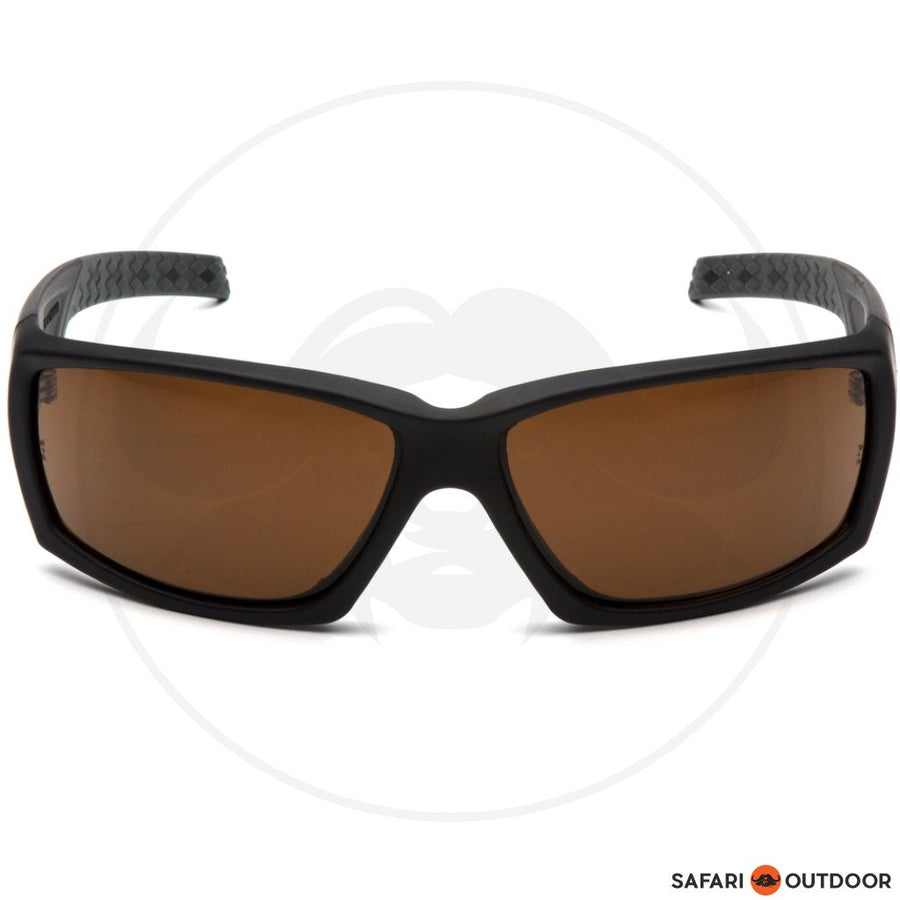 Glasses Ventgear Tact Overwatch Black Frame/gray A - SAFARI OUTDOOR