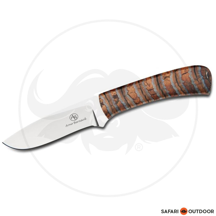 ARNO BERNARD KUDU WITH MAMMOTH HANDLE KNIFE