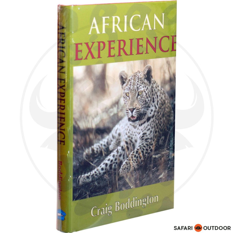 AFRICAN EXPERIENCE - BODDINGTON (BOOK)