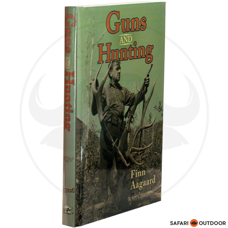 AARGAARD GUNS AND HUNTING TRADE (BOOK)