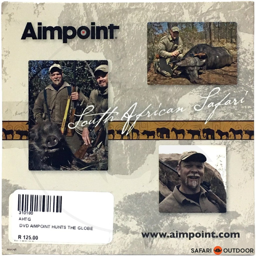 AIMPOINT HUNTS THE GLOBE (DVD)