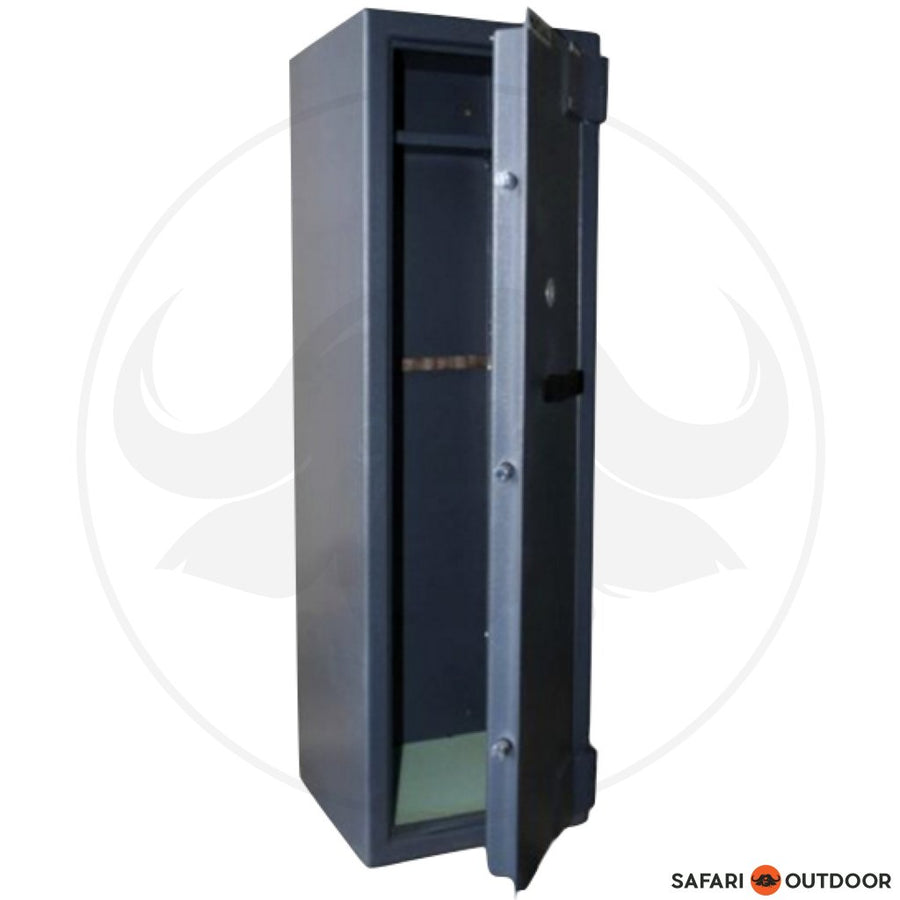 MUTUAL AUSTEN RIFLE 6 PULL OUT DOUBLE DOOR SAFE