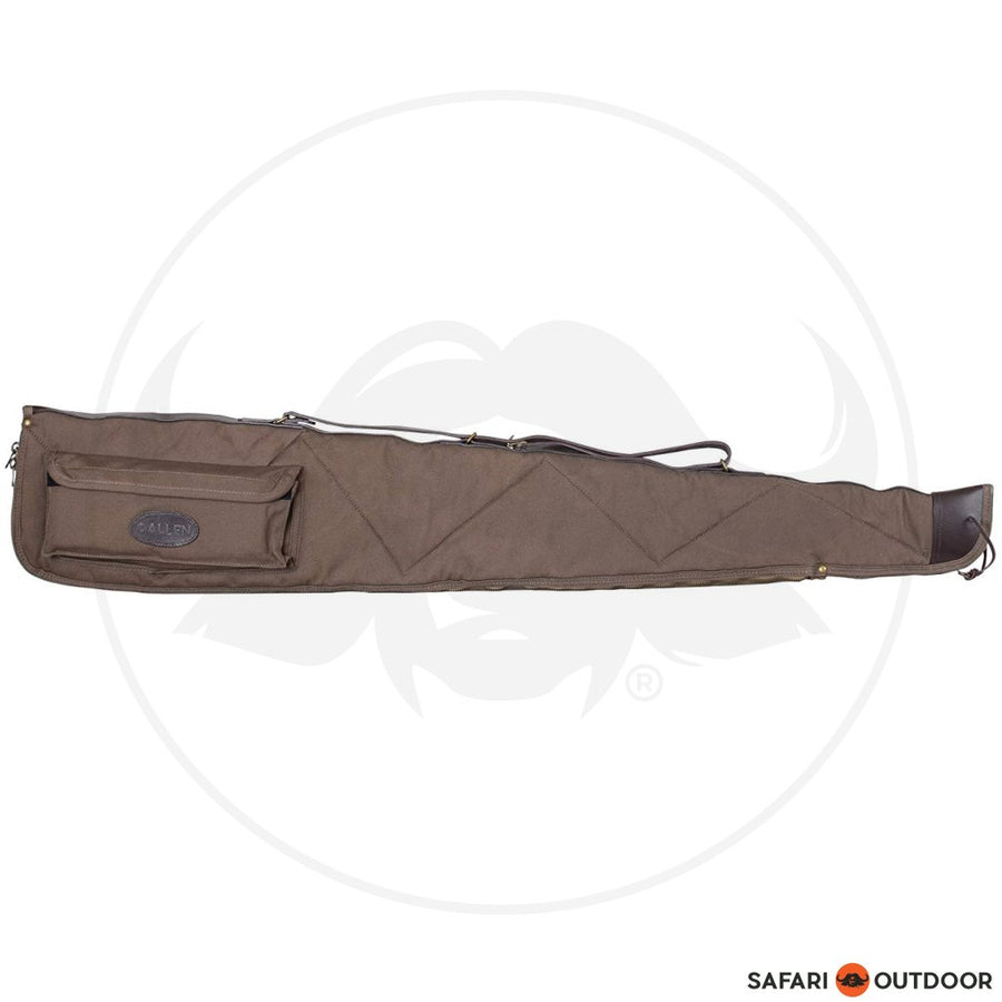 ALLEN 48IN ASPEN MESA CANVAS BROWN  BAG RIFLE
