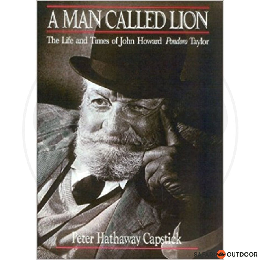 A MAN CALLED LION - CAPSTICK (BOOK)