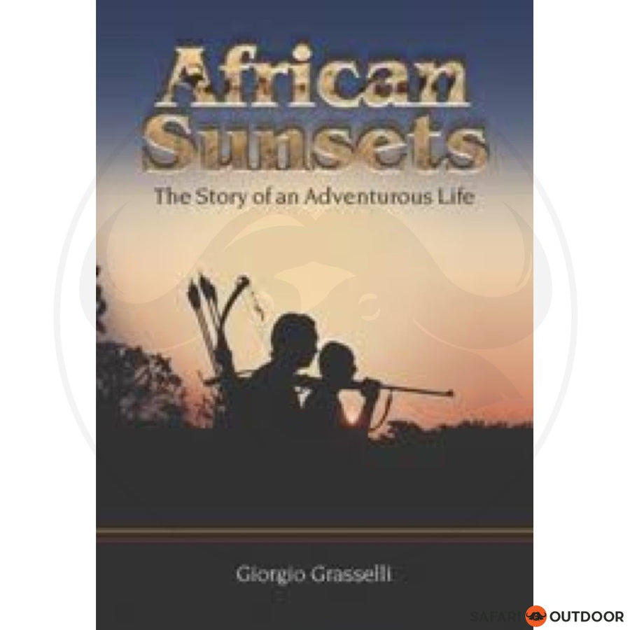 AFRICAN SUNSETS - GIORGIO GRASSELLI (DVD)